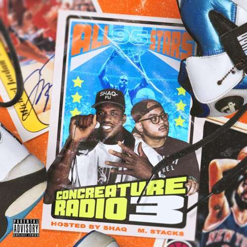 Various Artists - Concreature Radio 3 (Hosted By Shaq)