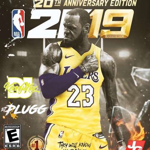 Various Artists - NBA 2K19 (LeBron James Edition)