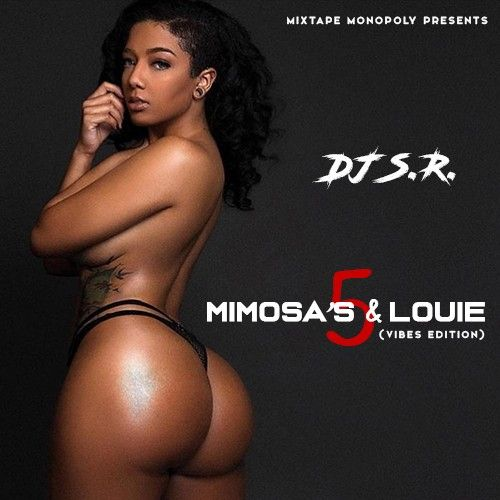 Mimosa's & Louie 5 (Vibes Edition) - DJ S.R. Mixtape Monopoly