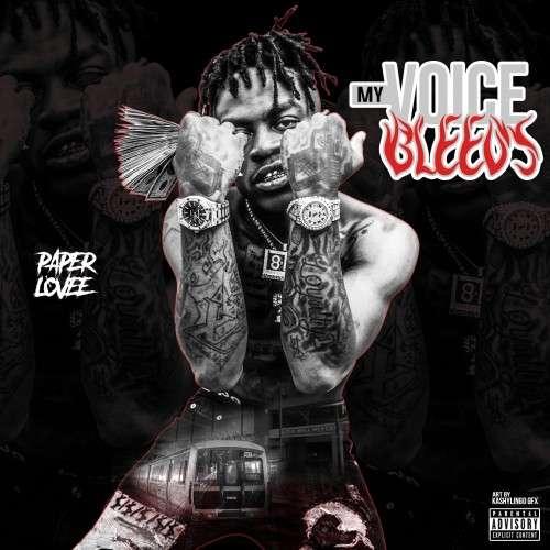 Paper Lovee - My Voice Bleeds