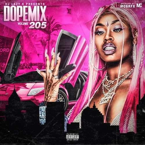 Various Artists - Dope Mix 205