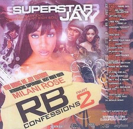 Various Artists - R&B Confessions, Part 2