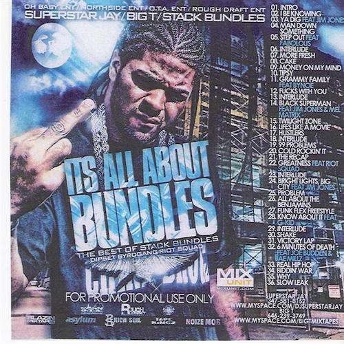 Various Artists - Its All About Bundles (Best of Stack Bundles)