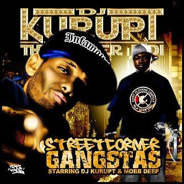 Mobb Deep - Streetcorner Gangstas (Hosted by Prodigy)