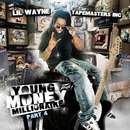 Lil Wayne - Young Money Millionaire, Part 4 (2 Disc)
