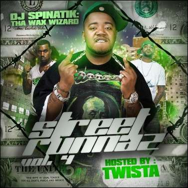 Various Artists - Street Runnaz, Vol. 4 (Hosted by Twista)
