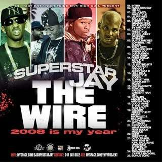 Various Artists - The Wire (2008 Is My Year)