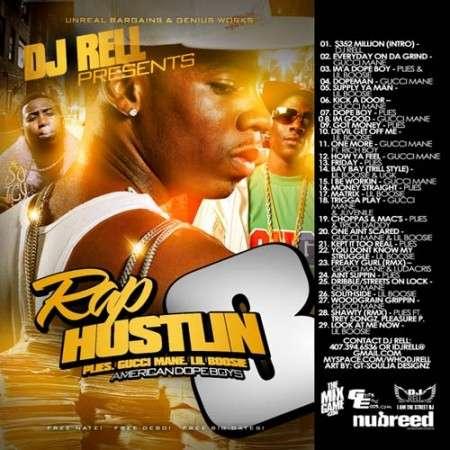 Various Artists - Rap Hustlin 8