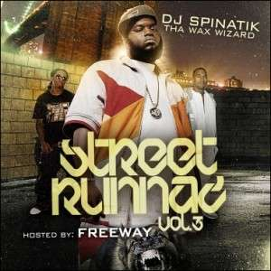 Various Artists - Street Runnaz, Vol. 3 (Hosted by Spinatik)