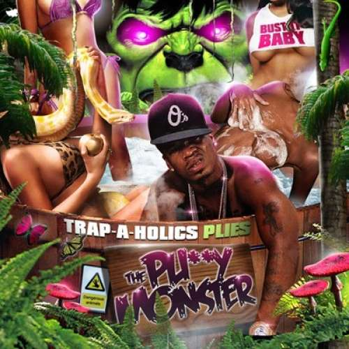 Plies - The Pussy Monster