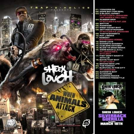 Sheek Louch - When Animals Attack