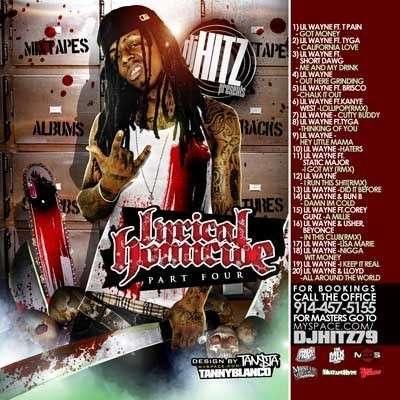 Lil Wayne - Lyrical Homicide, Part 4
