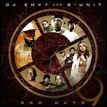 Various Artists - The Bad Guys, Part 9: G-Unit