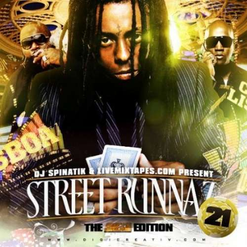 Various Artists - Street Runnaz 21 (The SEA Edition)