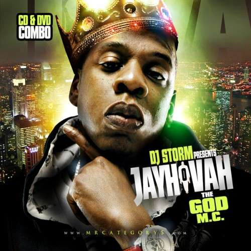 The american godfather jay z dj skee stream and download jay z jayhovah the god mc malvernweather Choice Image
