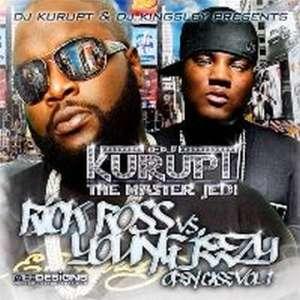 Various Artists - Rick Ross vs. Young Jeezy (Open Case Vol. 1)