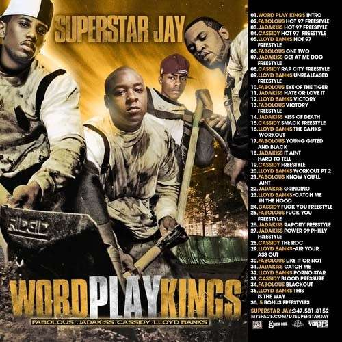 Various Artists - Word Play Kings