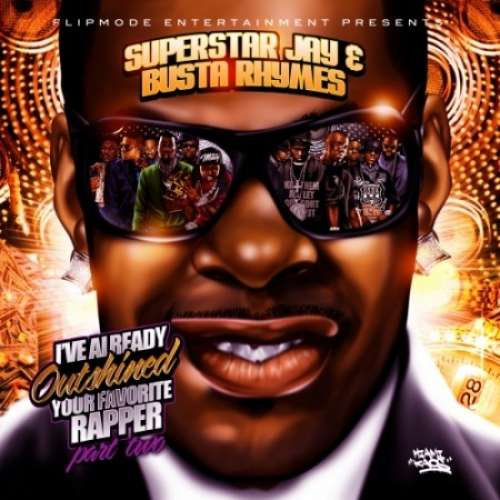 Busta Rhymes - I've Already Outshined Your Favorite Rapper, Part 2