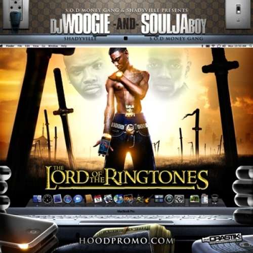 Soulja Boy - Lord Of The Ringtones