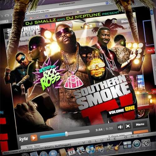 Various Artists - Southern Smoke TV