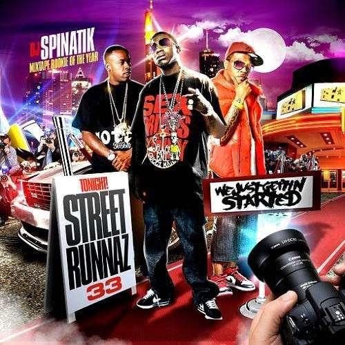 Various Artists - Street Runnaz 33 (We Just Gettin Started)