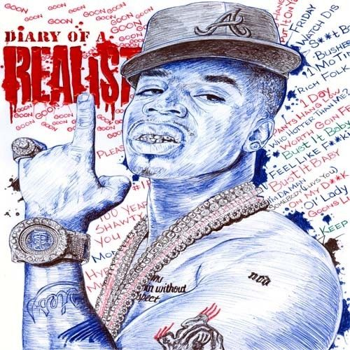Diary Of A Realist - Plies (DJ Rell)