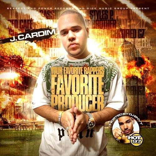 J. Cardim - Your Favorite Rapper