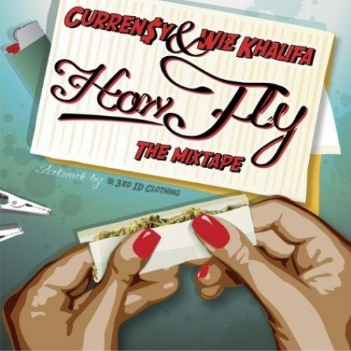 How Fly (The Mixtape) - Curren$y & Wiz Khalifa (Jets)