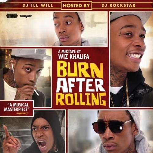Wiz Khalifa - Burn After Rolling