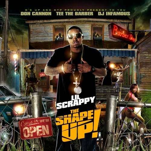 Lil Scrappy - The Shape Up!