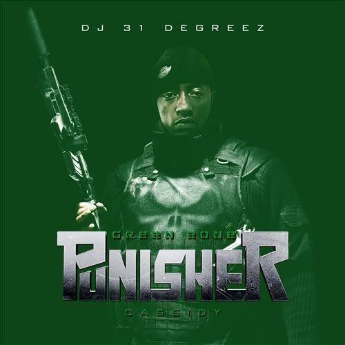 Green Zone Punisher - Cassidy (DJ 31 Degreez)
