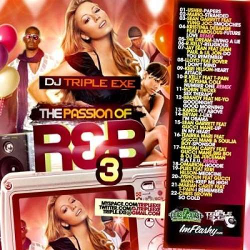 Various Artists - The Passion Of R&B 3