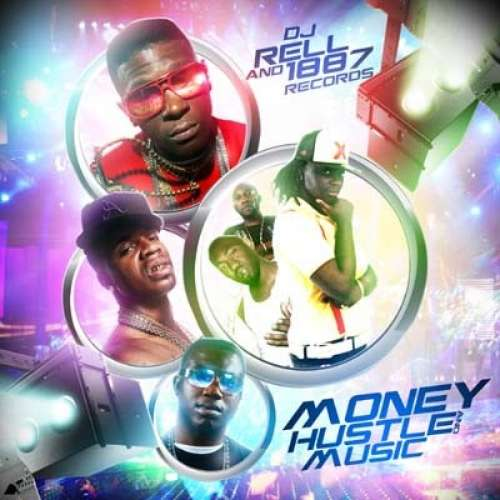 Various Artists - Money, Hustle & Music
