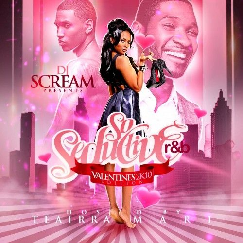 Gucci Mane Feat Bruno Mars Mp3: Seductive R&B Valentines 2K10 (Hosted By Teairra Mari