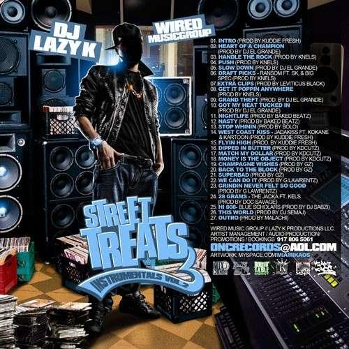 Various Artists - Street Treats Instrumentals 2