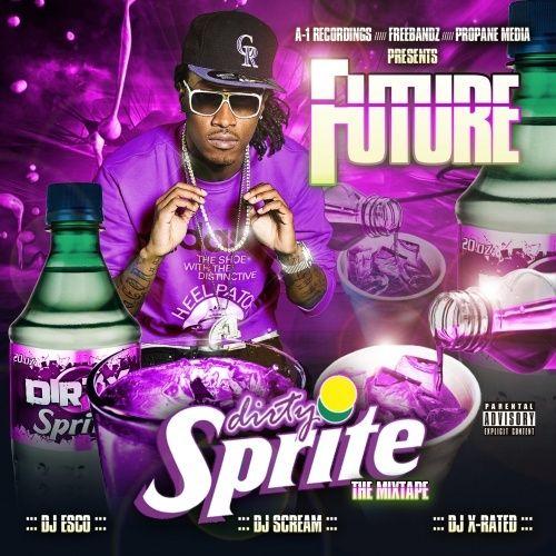 Dirty Sprite - Future (DJ Esco, DJ Scream, DJ X-Rated)