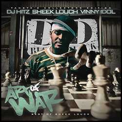 Sheek Louch - Art Of War [produced by Vinny Idol]