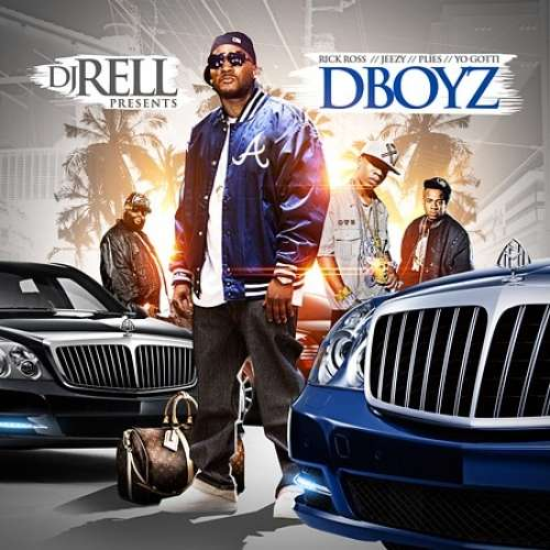 Various Artists - D Boyz (Rick Ross, Jeezy, Plies & Yo Gotti)