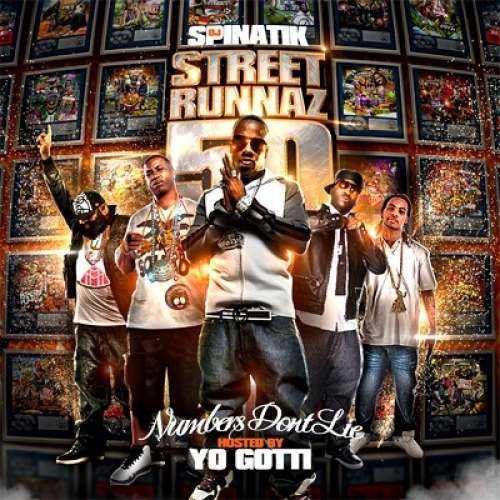 Various Artists - Street Runnaz 50 (Hosted By Yo Gotti)