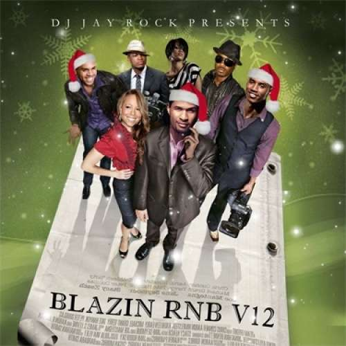 Various Artists - Blazin' R&B 12