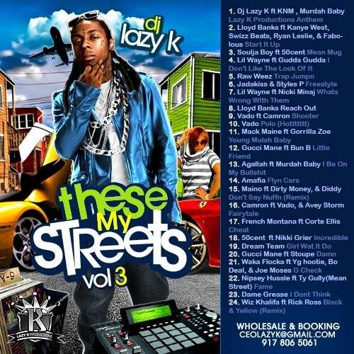 Various Artists - These My Streets 3