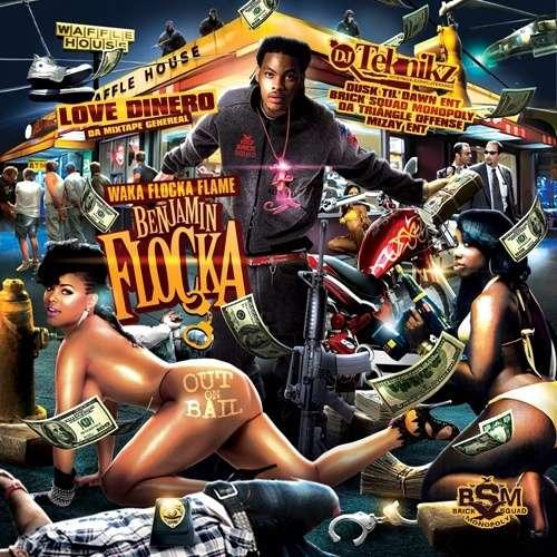 Waka Flocka Flame - Benjamin Flocka