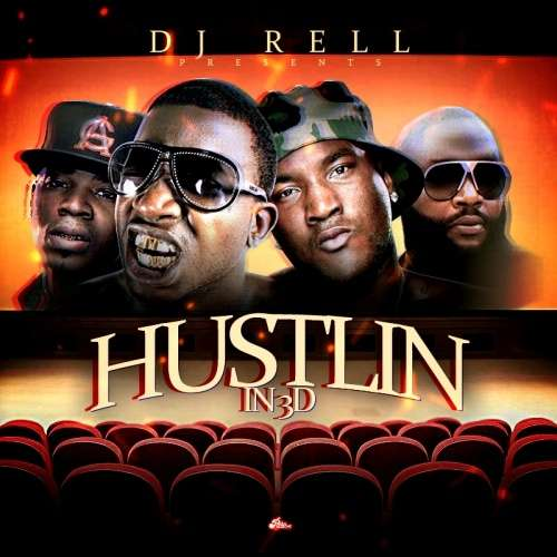 Various Artists - Hustlin' In 3D