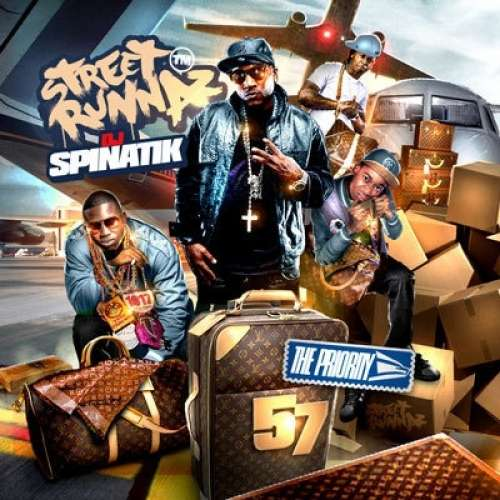 Various Artists - Street Runnaz 57 (The Priority)