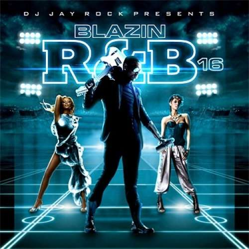 Various Artists - Blazin' R&B 16