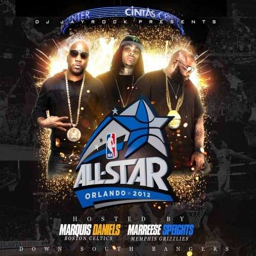 Various Artists - All Star Weekend (Hosted By Marquis Daniels & Mareese Speights)