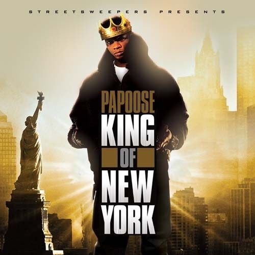 King Of New York - Papoose (DJ Kay Slay)