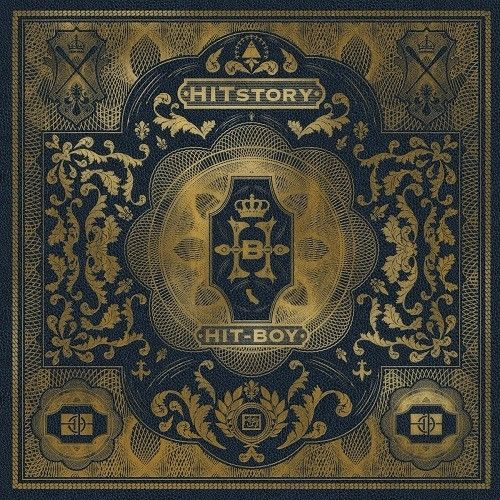 HITstory - Hit Boy (G.O.O.D. Music, HS87)