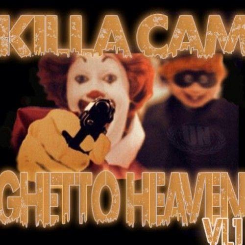 Ghetto Heaven - Cam'ron (WalkLikeUs)