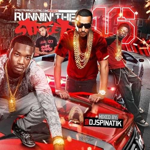 Various Artists - Runnin The Street 16
